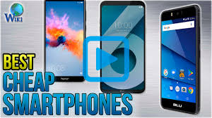 Top 10 Cheap Smartphones of 2018