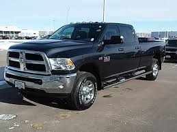 100 Motor Trend Truck Of The Year History Used OneOwner 2017 Ram 3500 Tradesman Near Belle Fourche SD