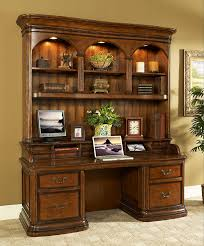 Strongson Furniture Winsome Office Collection Credenza And Hutch