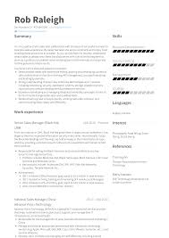 National Sales Manager - Resume Samples And Templates | VisualCV Best Office Manager Resume Example Livecareer Business Development Sample Center Project 11 Amazing Management Examples Strategy Samples Velvet Jobs Cstruction Format Pdf E National Sales And Templates Visualcv 2019 Floss Papers 10 Objective Statement Examples For Resume Mid Career Professional By Real People Deli