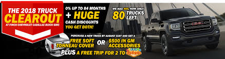 2018 TRUCK CLEAROUT | 0%+Huge Discounts On 2018 Trucks In London