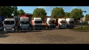 VIVA Trucking - U.K. Convoy [ETS2MP Short Cinematic] - YouTube Convoy In The Park Caravan Destruction Truck Racing And So Much Bill Gates Jeff Bezos Back Uber Trucking Rival Business 595truck Convoy Turns Out For Annual Mothers Day Show Benefiting Special Olympics Montana Worlds Largest Truck 2013 Nova Scotia Wealthy Backers Get Trucking Company On Road To Success Green Peterbilt 359 Tank In Editorial Photography All Latest 2010 Pinterest Trucks Oemand App Development 3 Simple Strategies By Cause We Got A Mighty Google Parent Alphabet Backs Technology Startup