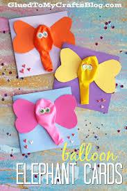Balloon Crafts Ideas Pumpkin Preschool On Beautiful Fall Tree Paper Craft Trees Kids