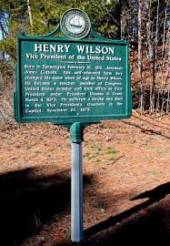 Christmas Tree Inn Gilford Nh by Henry Wilson Nh Historical Marker New Hampshire Historical