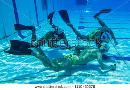 Underwater Rugby Olympic Swimming Pools Of Medellin Colombia April 2018