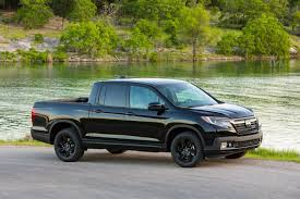 Honda Ridgeline Named 2018 Best Pickup Truck To Buy - The Drive