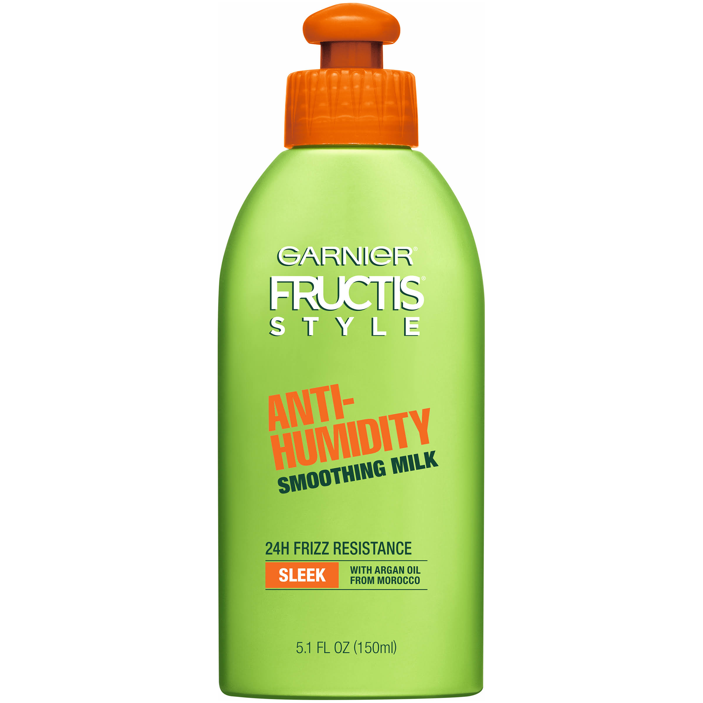 Garnier Fructis Style Sleek & Shine Smoothing Milk - 5.1oz