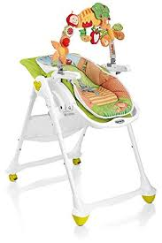 chaise haute brevi b brevi highchair b 262 green bamboo amazon co uk baby