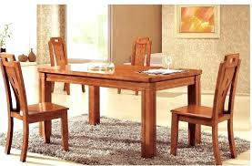 Dining Room Table And Chairs Set Cheap 4 Bennox With Bench Of 6 Wooden Large Size