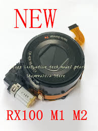 original zoom lens assy for sony cyber dsc w730