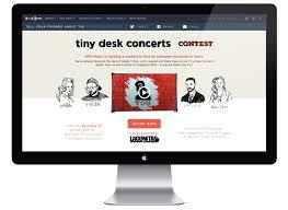 Tiny Desk Concert Adele by Will Harding Ux Designer