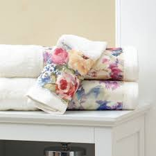 Decorative Towels For Bathroom Ideas by Bathroom Stylish Croscill Towels And Bedding Collection 2017