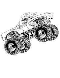 100 Monster Truck Coloring Bulldozer Pages Elro Loco Sheets