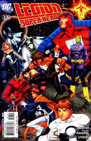 Legion Of Super Heroes Volume