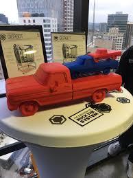 100 Sam Walton Truck Jeremy King On Twitter 3D Print Of S Famous Truck