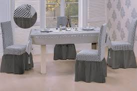 Excellent Dining Room Furniture Table Chair Covers Home Decorating Designs
