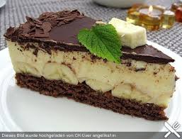 bananen schokolade torte sylv1802 chefkoch