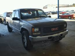 1995 GMC Sierra K15 For Sale At Copart Colorado Springs, CO Lot ...