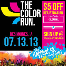 The Color Run: The Happiest 5K On The Planet Color Run Coupon Code 2018 New Jersey Stainless Steel Coupon For Color In Motion Chicago Tazorac 05 Colour Australia Active Deals Retail Roundup Victorinox Swiss Army Run Code Sydneyrunfree Download Printable Ecommerce Promotion Strategies How To Use Discounts And The Cricket Wireless Perks Wfps Manitoba Runners Association Port Elizabeth South Africa
