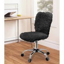 Office Chair Walmart Black Friday by Urban Shop Faux Fur Task Chair Walmart Com