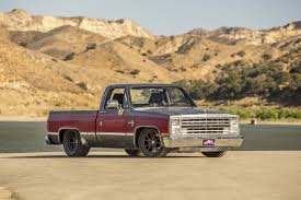 100 Custom C10 Trucks Pro Touring 1986 Chevy Silverado Photo Image Gallery