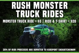 Tough Trucks October 7 | Rosetown Harvest Family Festival