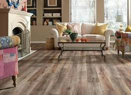 Decoration White Oak Laminate Flooring For Living Room With