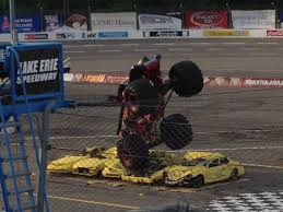 Monster Jam In Lake Erie Speedway In PA – Part 1 | Realistic Cooking ... Explorejeffersonpacom Monster Truck Show Set For Today At Jam Ppg Paints Arena Instigator Xtreme Sports Inc Is Headed To Rogers Centre Xdp Photos Pladelphia 2018 Top 25 Hlights From 2017 On Fs1 Sep 24 Aftburner Flies High In Us Air Force Article Display Backdraft Hot Wheels 2 Pack Assorted Big W 2019 Season Kickoff Sept 18 Shows