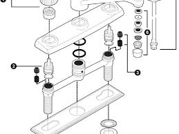 Moen Voss Faucet Specs by Kitchen Faucet Stunning Moen One Handle Kitchen Faucet Best