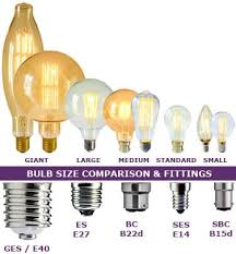 dimmable led filament bulbs for es bc ses sbc bulb holders