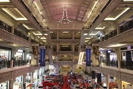 Jogja City Mall Menyajikan Nuansa Romawi