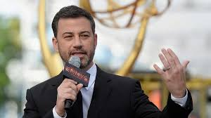 Jimmy Fallon I Ate Your Halloween Candy by Sick Late Night Host Jimmy Kimmel Got Health Care Help From