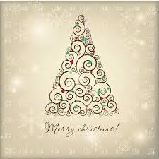 Christmas Bulbs And Ribbons Vector LaztTweet
