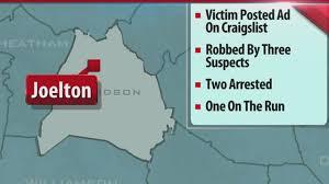100 Craigslist Clarksville Tn Trucks 2 Arrested 1 Sought In Robbery