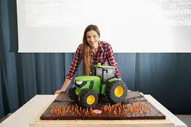 deere traktor torte sallys