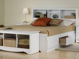 simple king size platform bed with drawers king size platform