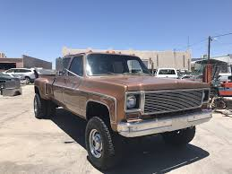 100 Chevy Dually Trucks 1974 Crew Cab 4X4 Cars And GlamisDunescom