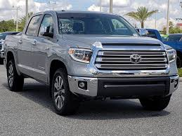 New 2019 Toyota Tundra Limited CrewMax In Orlando #9820002 | Toyota ...