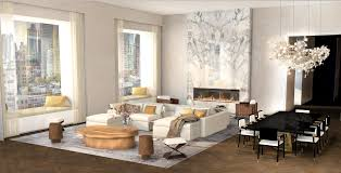 100 Park Avenue Townhouse New York 432 Domus Interior