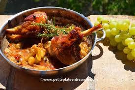 cuisiner souris d agneau au four souris d agneau braisées au raisin petits plats entre amis