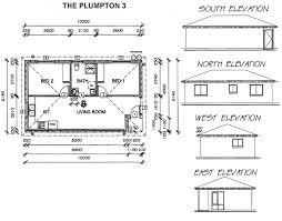 100 3 Bedroom Granny Flat All Purpose Homes Designs