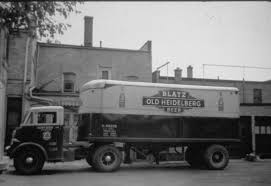 Blatz Beer Cabover What Is Truck Year & Make? - Post-WWII Photos ...