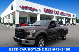 100 Megastore Truck Used 2015 Ford F150 For Sale Cincinnati OH