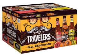 Jack O Traveler Pumpkin Shandy Abv by Sample Saturday U2013 Traveler Variety U2013 Catty Beverage