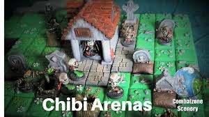 3d Dungeon Tiles Uk by Chibi Arenas For Krosmaster And Super Dungeon Explore Etc By
