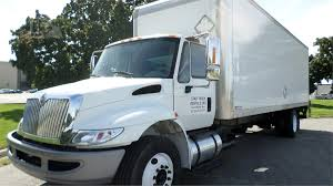 100 Star Truck Rentals 2009 INTERNATIONAL 4300 For Sale In Grand Rapids Michigan