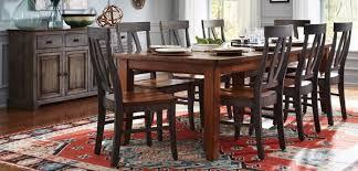 Solid Wood John Thomas Dining Room Furniture Indianapolis