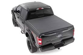 100 F 150 Truck Bed Cover ORD SOT TRIOLD BED COVER 1519 CM Custom Auto And Tire