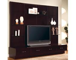 Simple Living Room Ideas India by Wall Mounted Tv Unit Designs Lcd Design Ideas Ryan House Interior