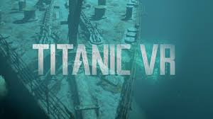 titanic vr demo explore the titanic in virtual reality youtube